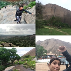 Sunday Trek at Savanduraga ( among the largest monolith hills in Asia)
