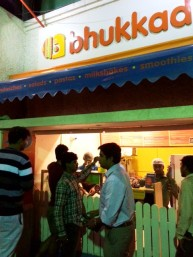 Busy evenings at Bhukkad