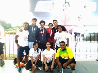 My running and Training crew!