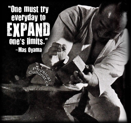 mas-oyama-quote-one-must-try-every-day-to-expand-ones-limits